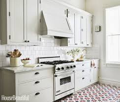 Kitchen, Cool White Rectangle Modern Wood Beautiful Kitchens Photos Stained  Design: Beautiful Kitchens Photos Awesome Design
