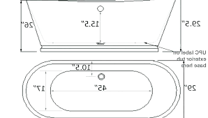 beautiful claw foot tub dimensions ideas old standard length antique bathtub sizes weight distribution com clawfoot