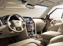 ... Large Size of Nissan:fantastic 2017 Nissan Armada Interior 2017 Nissan Armada  Interior 02 Impressive ...