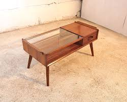 Teak And Glass Coffee Table G Plan Coffee Table Rare Solid Teak Glass Mid Century