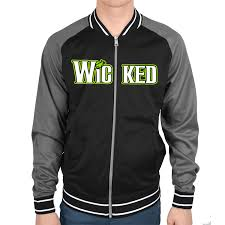 Wicked Clothes Size Chart Organic Wicked Track Jacket