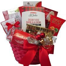 holiday wish gift basket