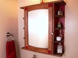 bathroom recessed medicine cabinets. Image Of: Bathroom Medicine Cabinets Wood Recessed