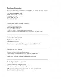 Extremely Inspiration Law Firm Cover Letter   Sample Lawyer Cover