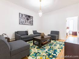 New York Living Room New York Apartment 3 Bedroom Apartment Rental In Bushwick