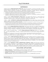 Human Resource Resume Objective Best of Director Of Human Resources Resume Human Resource Sample Resume