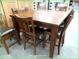 costco kitchen tables regal living chandler counter height dining set 2 costco kitchen sets