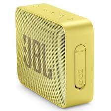 JBL Go 2 Sarı Bluetooth Taşınabilir Hoparlör – Desibela.com