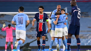 Red mist sinks PSG as ruthless Manchester City make Champions League history