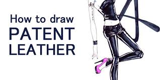 How To Draw Pants How To Draw Leather Pants I Draw Fashion