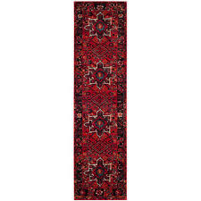 safavieh vintage hamadan vth211a red and multi runner 2ft2in x 10ft