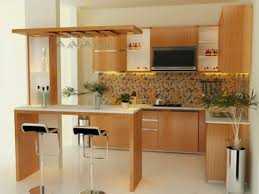 Small Kitchen Nook Sleek Minimalist Kitchen With Small Mdf Island Feat Breakfast Nook