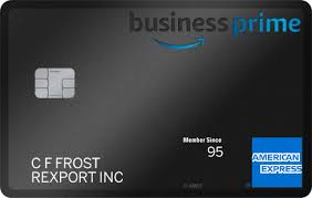 Once you've got what you need, come back to this window and check out a story. Amazon Business Prime American Express Card
