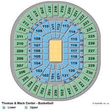 31 Unbiased Thomas And Mack Nfr Seating