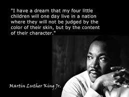 Martin Luther King Jr Quotes I Have A Dream Best of Write About MLK Is The Only Nonpresident To Have A National