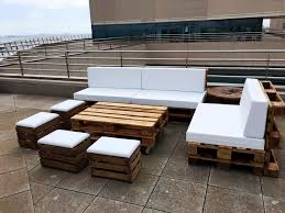 diy pallet outdoor seating diy pallet outdoor sofa ideas 99
