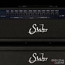 2x12 Bass Cabinet Suhr Pete Thorn Signature Pt100 Head Matching 2x12 Cab Black