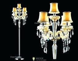 chandelier floor lamp diy crystal chandelier r lamp target lamps closeout standing lighting direct reviews delectable chandelier floor lamp diy