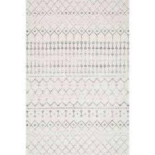 blythe grey 8 ft x 8 ft square area rug