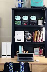 back to school dorm room organization tips dorm desk small bookcase and kitchen cabinet organizers