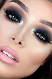 smoky eyes makeup makeup dark eyes pale lips dramatic look fnjpcsb