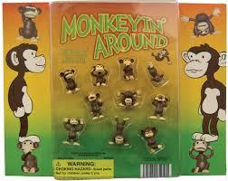 Monkey Vending Machine Best Buy Monkeyin' Around Figurines Vending Capsules Vending Machine