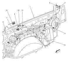Diagram 2001 chevy tahoe parts