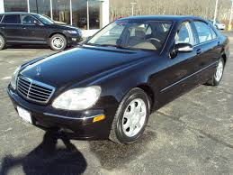 It debuted in europe last fall and is now making its appearance at u.s. Used 2000 Mercedes Benz S Class 500 S500 For Sale 8 518 Executive Auto Sales Stock 1573