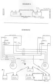 gmc power window wiring diagram automotive wiring diagrams power window wiring diagram for 1963 1964 studebaker