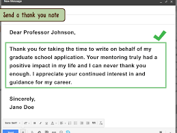 How To Ask For A Recommendation Letter How To Write The Recommendation Email Recommendation