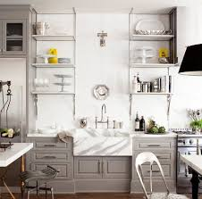 For Shelves In Kitchen Kitchen 10 Cool Open Kitchen Cabinets Design Ideas Collection