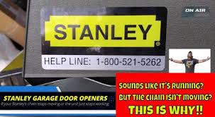 astounding stanley garage door opener model 1200 57 for free er letter with stanley garage