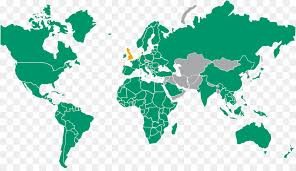 Presentation Mapping Globe World Map Presentation World Map Png Download 1271 725