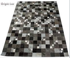patchwork rug grigio luxgrigio lux