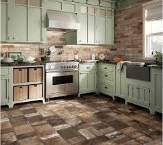Image Modern House Remodel Calculator Ceramic Stone Tile Floor In Modern Kitchen