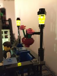 lego lighting. Cafe Lights - Micro LED Lego Lighting