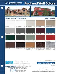 Exterior Exciting Metalsales Product For Modern Exterior
