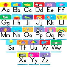 Cursive Alphabet Chart Upper And Lower Case Alphabet Image