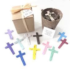 Boy Baptism Decorations Petite Flower Pot Seed Favors Baby Girl Baptism Favors Or