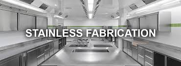 commercial kitchen stainless steel fabrication vancouver canada