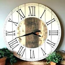large decorative wall clocks australia