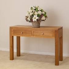 TASSIE OAK 1200W HALL TABLE | Wood World Furniture  ☆ Solid Timber Sydney