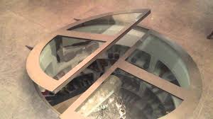 Wine Cellar Kitchen Floor Wine Cellar Built Into The Floor Youtube