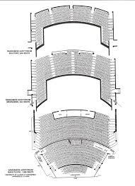 Michigan Theater Seating Chart Spotlight 29 Seating Chart