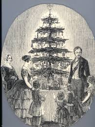 BBC  Victorian Christmas  History Of ChristmasWho Introduced The Christmas Tree To Britain