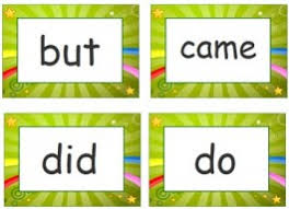 flash card word template funky sight word strategy template dolch primer words flashcards