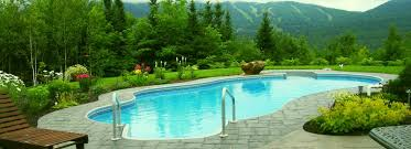 in ground swimming pool. Modern Remodel In Ground Swimming Pool