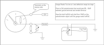 jeep fuel gauge wiring for 1972 car wiring diagram download Fuel Gauge Wiring Diagram how to accurately calibrate your fuel gauge easy way jeep fuel gauge wiring for 1972 out of calibration reason 2 fuel gauge wiring diagram boat