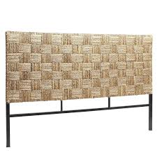 Pier One Imports Bedroom Furniture Woven Block Seagrass Headboard Pier 1 Imports