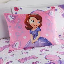 Princess Sofia Bedroom Disney Sofia The First Pillow Home Bed Bath Bedding
